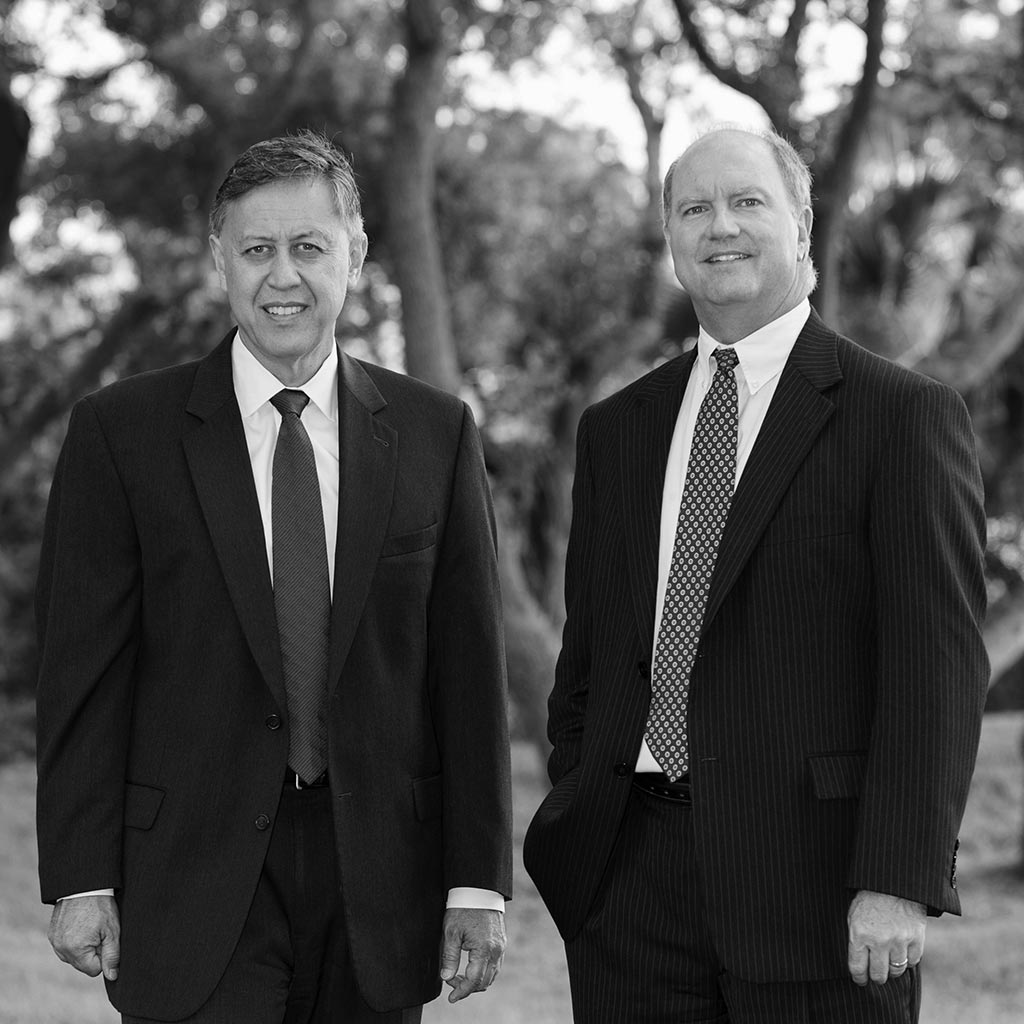 Lee Haas and Marcus Castillo, Tampa/Clearwater business and employment law attorneys