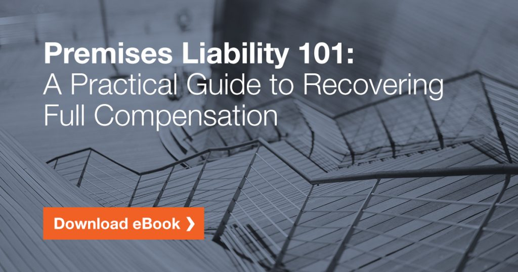 Download our free premises liability eBook
