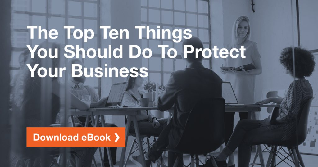 Download our free business protection eBook