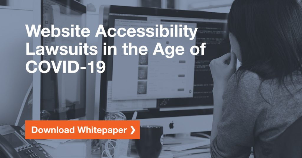 Download our free website accessibility whitepaper